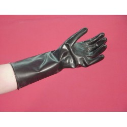 BUTYL RUBBER GLOVES