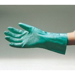 ECONOMY NITRILE FLOCK-LINED GLOVES