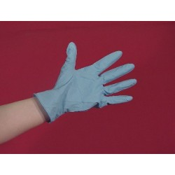 ECONOMY NITRILE POWDER-FREE SURGICAL-TYPE GLOVES