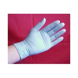 NITRILE SURGICAL-TYPE GLOVES