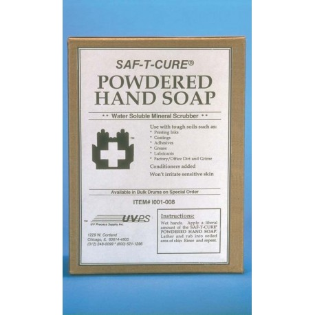POWDERED HAND SOAP