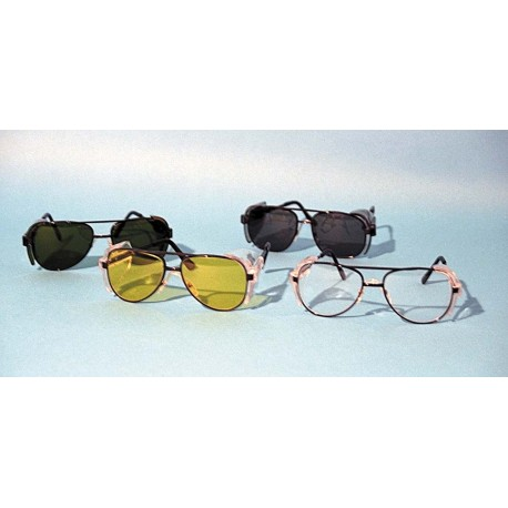 UV FILTER SAFETY GLASSES 385