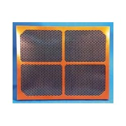FRAME ACTIVATED CARBON AIR FILTERS