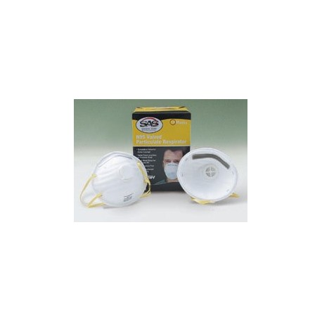 N95 VALVED PARTICULATE RESPIRATOR