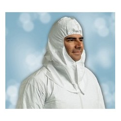 TYVEK CHEMICAL HOOD