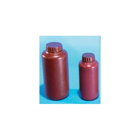 WIDE-MOUTH POLYETHYLENE BOTTLES