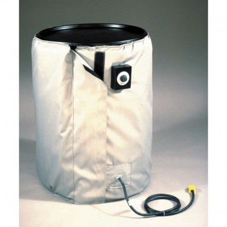 55 GALLON DRUM HEATER FOR POLY-FIBERGLASS OR STEEL DRUMS