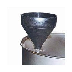 3 QUART POLYETHYLENE DRUM FUNNEL