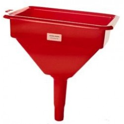 4 QUART FUNNEL WITH FILTER SCREEN