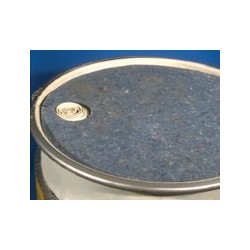 DRUM-TOP ABSORBENT PAD