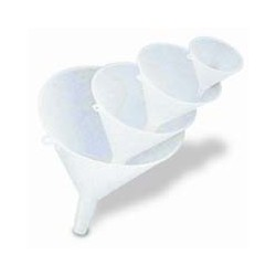 HEAVY DUTY POLYETHYLENE FUNNEL