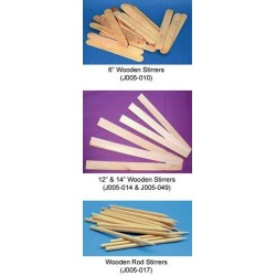 WOODEN STIRRERS STIR STICKS