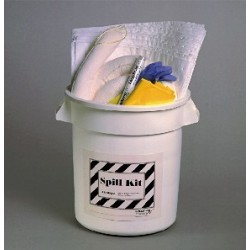 SPILL CLEAN UP KIT 10 GALLON