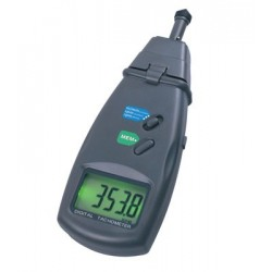 LASER PHOTO AND CONTACT TACHOMETER