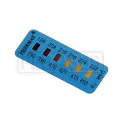THERMAX TEMPERATURE LABELS