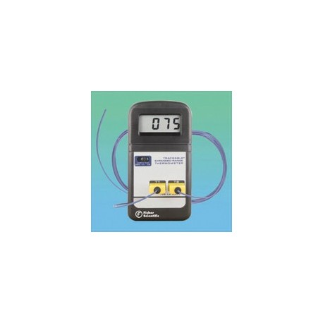 EXPANDED RANGE THERMOMETERS