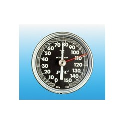 PRECISION WALL THERMOMETER