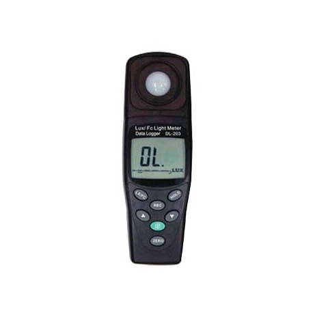 DATA LOGGING LIGHT METER