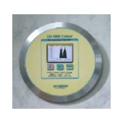 UV 1010 COLOR RADIOMETER AND DOSIMETER PLUS TEMPERATUREM+DOSIMTR+T