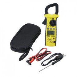 HVAC TRUE RMS CLAMP AMMETER