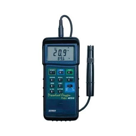 HEAVY DUTY DISSOLVED OXYGEN METER