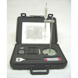 PORTABLE AND DISPOSABLE VISCOMETER