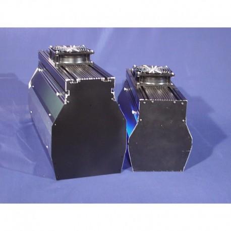 6 INCH FOCUS UV LAMP REFLECTOR HOUSING