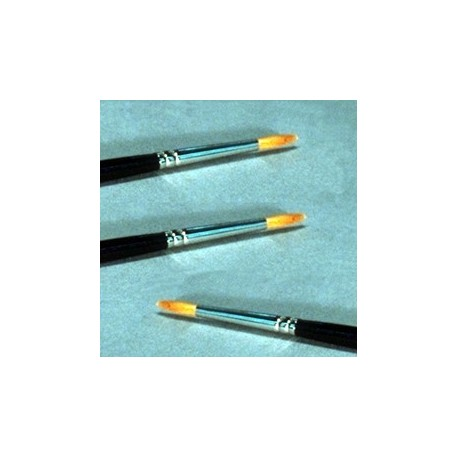 POINTED TOUCHUP BRUSH SET