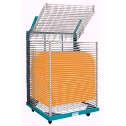 AWT HEAVY-DUTY DRYING & STORAGE RACKS