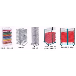 AWT TABLETOP & MID RANGE DRYING RACKS