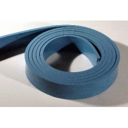 BLUE UV SQUEEGEE RUBBER