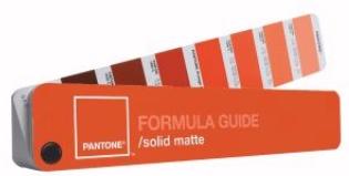 solid matte formulation pantone color guide